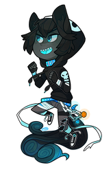 Tybalt by fishcycle