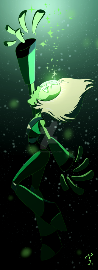 Print Store | Youtube Art Channel | Instagram | Fanpage | Tumblr Speed Paint: youtu.be/MXVn753GJVI PERIDOT IS JUST THE CUTEST THING, REBECCA STOP! More ...
