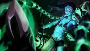 Underworld Jinx Splash Art