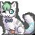 Fuzzy Pixel by xLuvyna