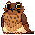 Potoo Icon by Lucernne