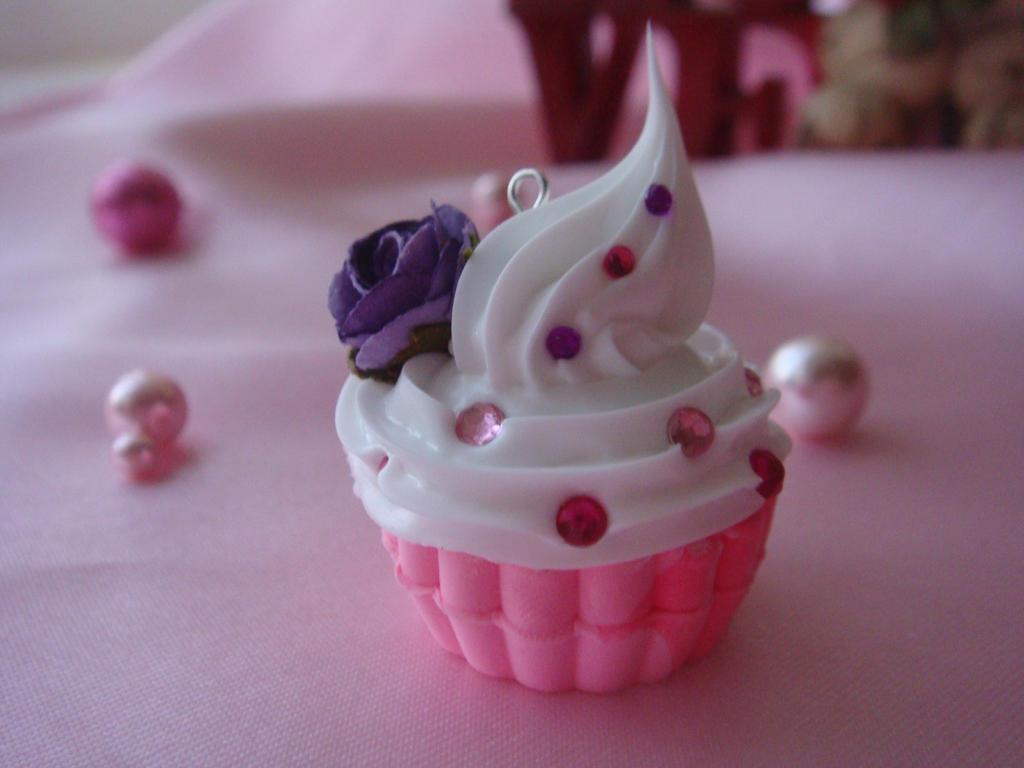 Perfectly Purple Cupcake by Lustfulwish