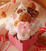 Creamy Chocolate Baked Deco Box by Lustfulwish