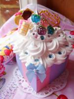 Wonderland Deco Box by Lustfulwish