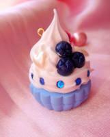 Blueberry Cupcake by Lustfulwish