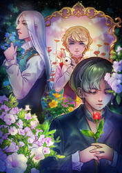 Flowers by antelope-com