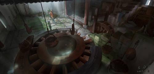 10Kitchen (mill) by arui001