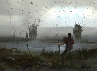 14Chaos marsh by arui001