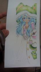 Yoshino Bookmark WIP