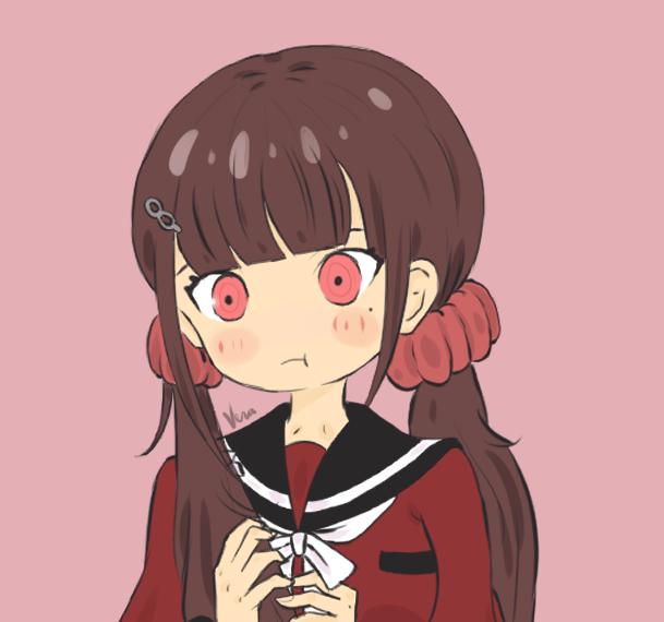 Maki Harukawa Fanart