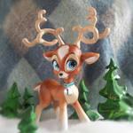 Kitsch Deer