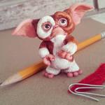 Gizmo Miniature by Christina Patterson