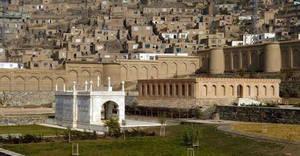 Bagh e Babur, Afghanistan