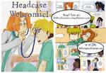 Headcase Webcomic