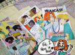 Headcase Chapter One in Print!!!