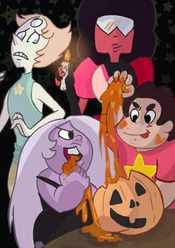 Pearl's spooky hallowen