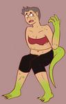 World Were-y - Iguana TF