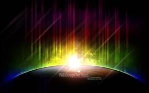 Rainbow Dawn by cypher7