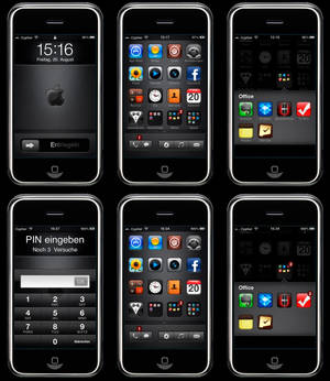 inSET - iPhone Theme WIP v2