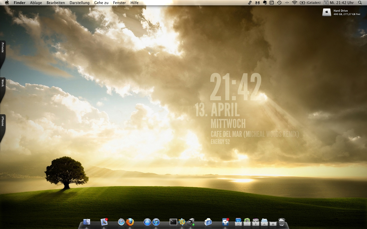 April 2011 Desktop by cypher7