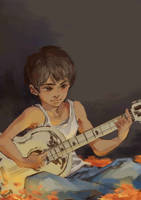 Miguel Rivera from COCO by h-kaix