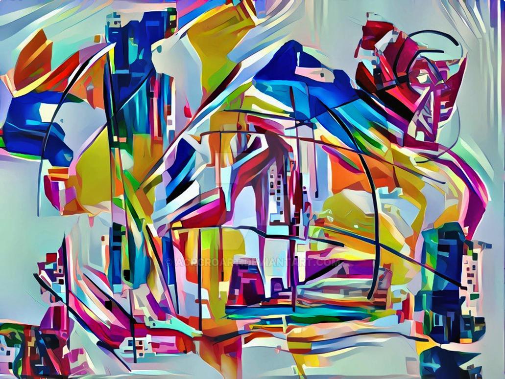 Abstract Feelings by ACRCROART on DeviantArt