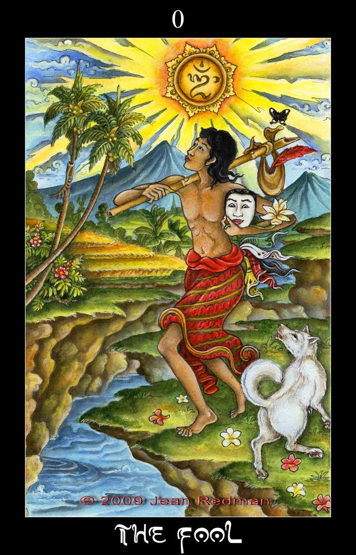 The Fool, Tarot Card By Jeanbalitarot On DeviantArt