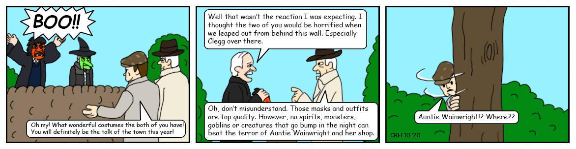 Summer Wine Comic 137