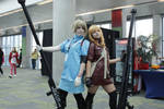 Female Snipers: FanimeCon 2010 by ShadowKnight508