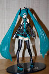 Anime Figure: Hatsune Miku by ShadowKnight508