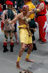 FanimeCon 2011 Dhalsim Cosplay by ShadowKnight508