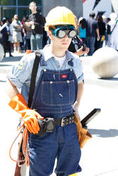 FanimeCon 2011 TF2 Engineer by ShadowKnight508