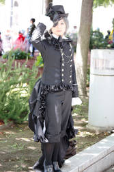 FanimeCon Ciel Phantomhive D by ShadowKnight508