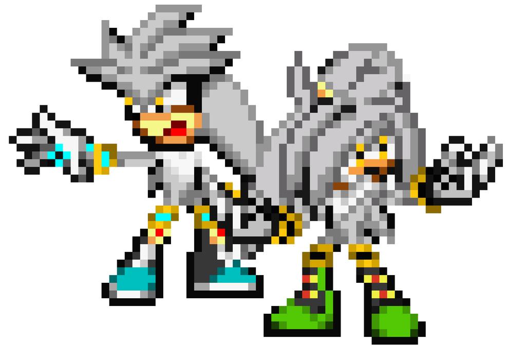Silver Hedgehog By Morshu76 Deviantart Dibujos Para Colorear