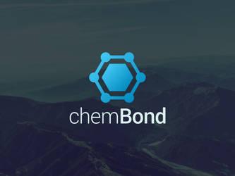 Chemical Bond Logo Template by BlinVarfi