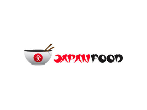 Japan Food Logo Template