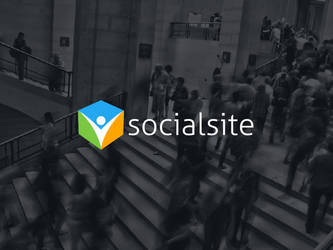 Social Site Logo Template by BlinVarfi