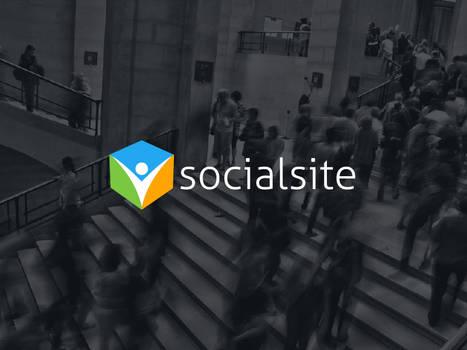 Social Site Logo Template