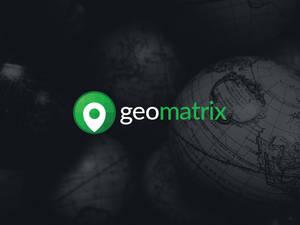 Geo Matrix Logo Template