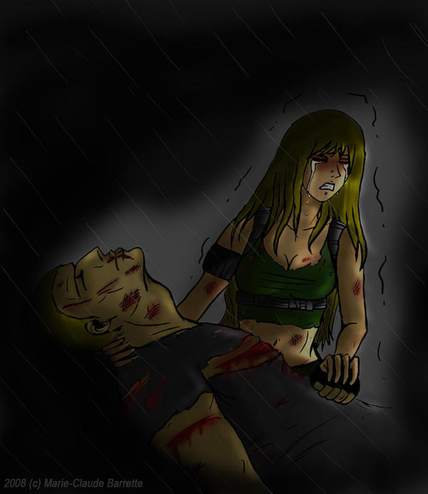 Candeta x Krauser - Pain by Sheenah