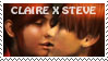 DSC : Claire x Steve Stamp by Sheenah