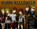 RECV : Halloween Contest by Sheenah