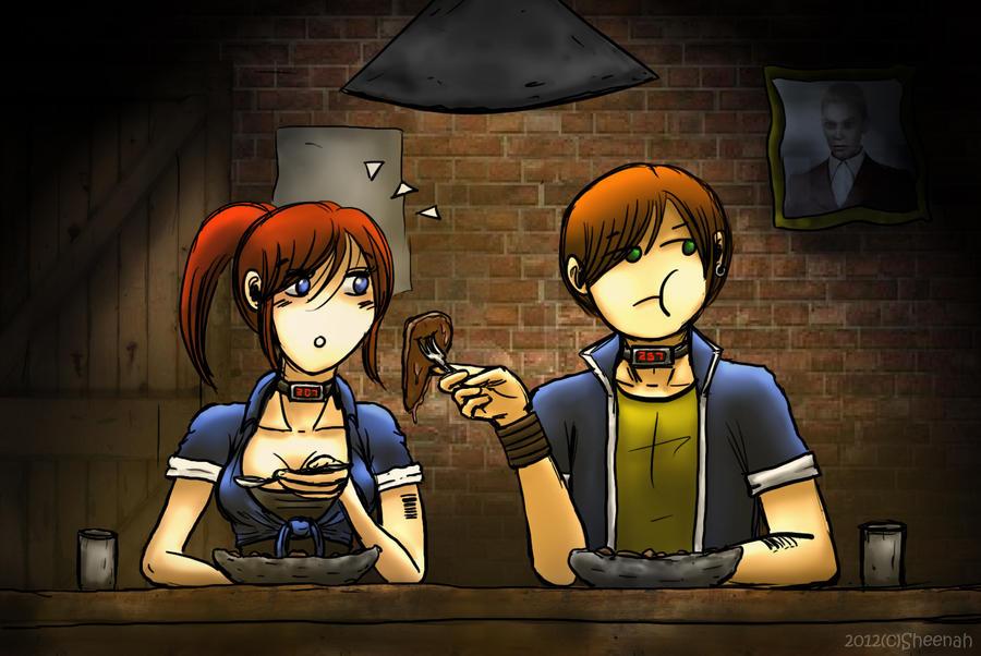 Resident Evil - Still some hope by Sheenah