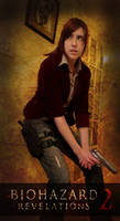 Claire Redfield - Revelations 2 (costest)