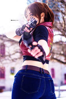 Game Over! - Claire Redfield