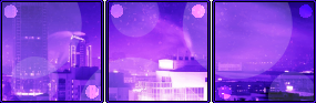 Purple City [F2U DIVIDER] by KannaMaki
