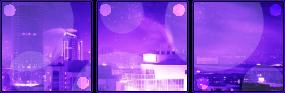 Purple City [F2U DIVIDER] by KannaMaki