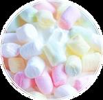 marshmallows [F2U DIVIDER] by KannaMaki