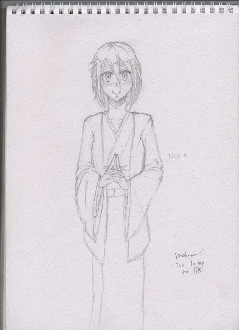 Old Sketch by Mimimi76