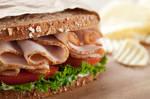 Turkey Sandwich by Mordren